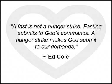 Fasting quotes 12