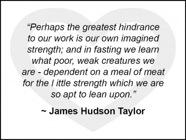 Fasting quotes 16