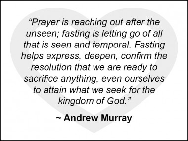 Fasting quotes 4